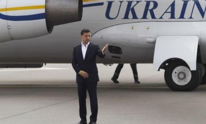 Зеленский передал Минобороны самолет и вертолет, ранее используемые для высших чинов