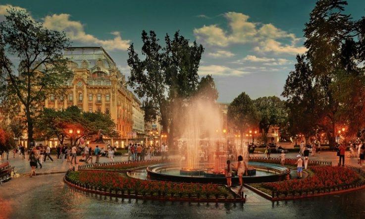 Летний театр открылся в Одессе (фото)