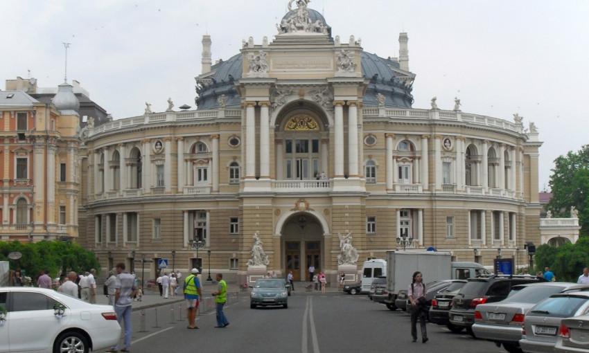 Одесский оперный театр в воскресенье даст концерт – для медиков вход бесплатный