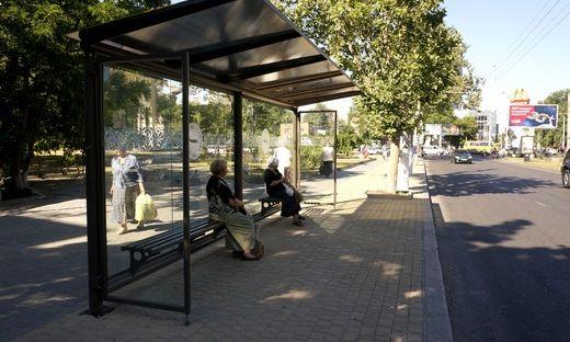 Одесские чиновники откроют три десятка остановок общественного транспорта