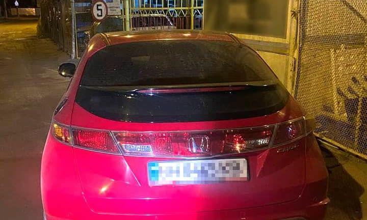 В Одессе обнаружили и задержали очередного ночного «Шумахера»