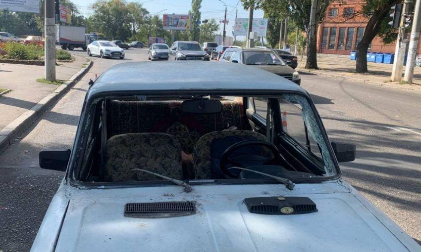 Очередное ДТП на поселке Котовского: водитель переехал пешехода