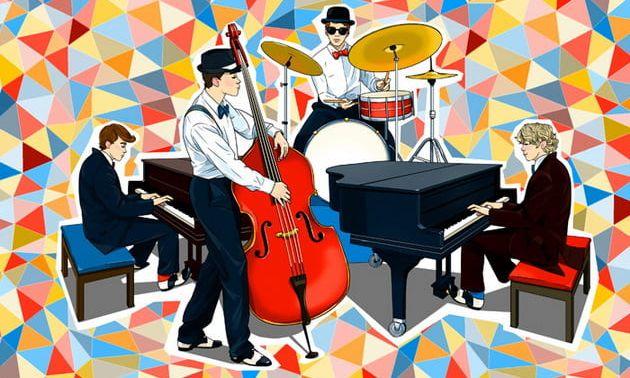 Одесса ловит джазовое настроение